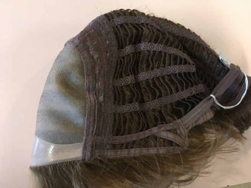 Wig types - monofiliament